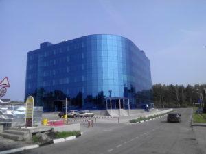 Бизнес-центр в Домодедово